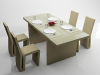 Frank Gehry Dining table