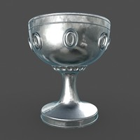 3d max grail mug