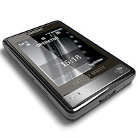 Samsung P520 Giorgio Armani mobile phone