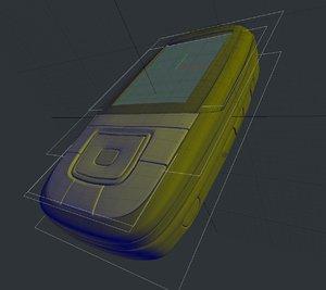 3d samsung cellphone