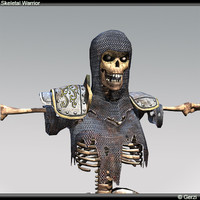 skeleton warrior max