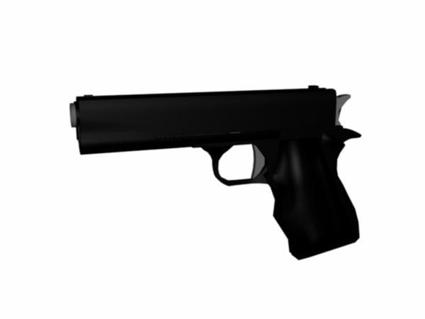 max 1911 gun