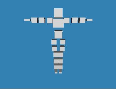 figure ing 3d model