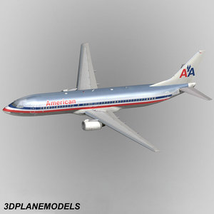b737-800 american airlines dxf