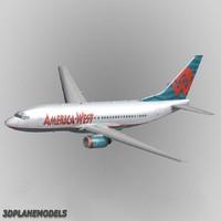 b737-700 americawest 737 max