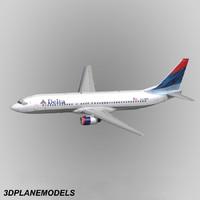 b737-800 delta airlines max