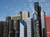 chicago skyscrapers vol 3 3d max
