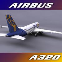 3d a320 atlas air