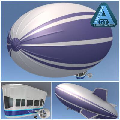 blimp balloon 3ds