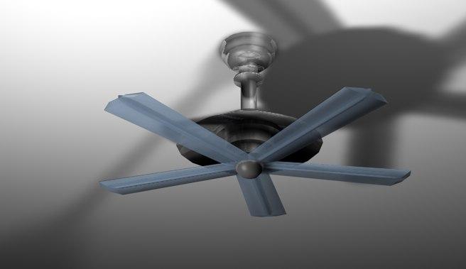 max ceiling fan