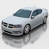 Dodge Avenger Tuner - MotorStorm