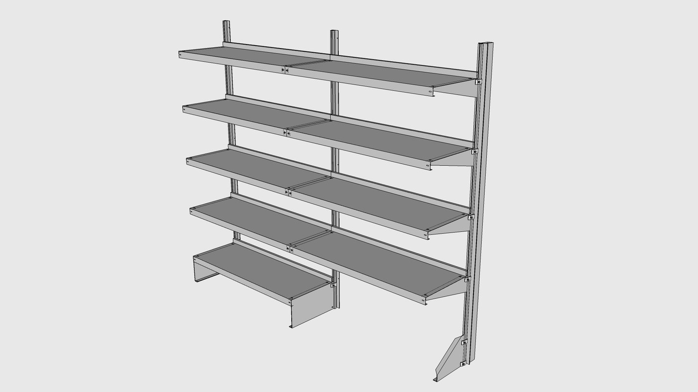 e-z shelving 3ds free