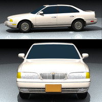 Infinity Q45 Automobile Exterior (1994)