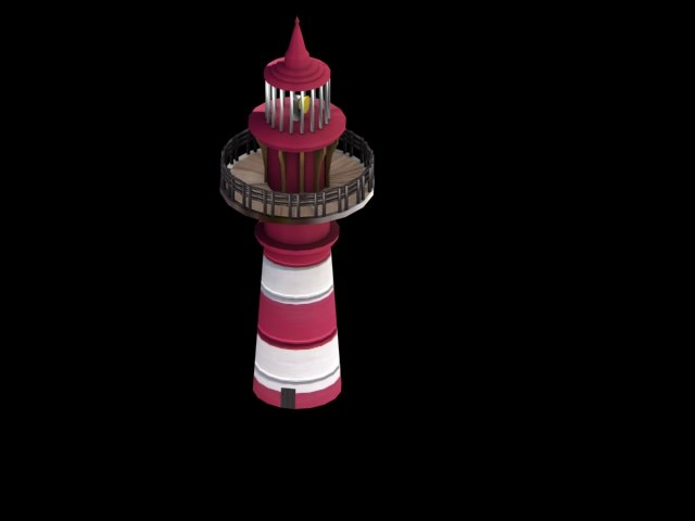 3ds lighthouse