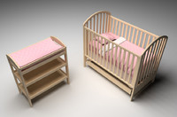 Crib-Changing-Station