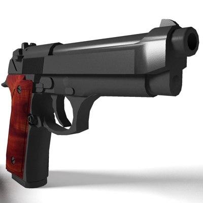 Beretta 92F Pistol