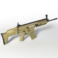 SCAR-L Assault Rifle