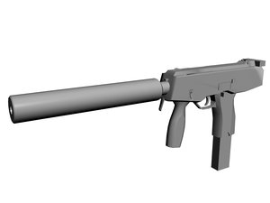 steyr tmp 3d model