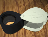 rhino loupe magnifier glass