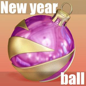 max decorative christmas ball