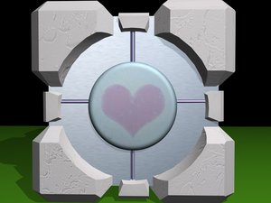 max weighted companion cube