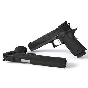 strayer voigt pistols infinity 3ds