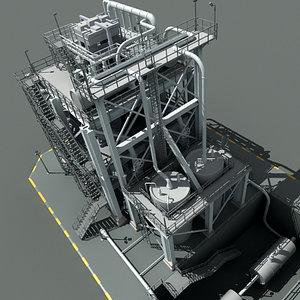 refinery unit dwg