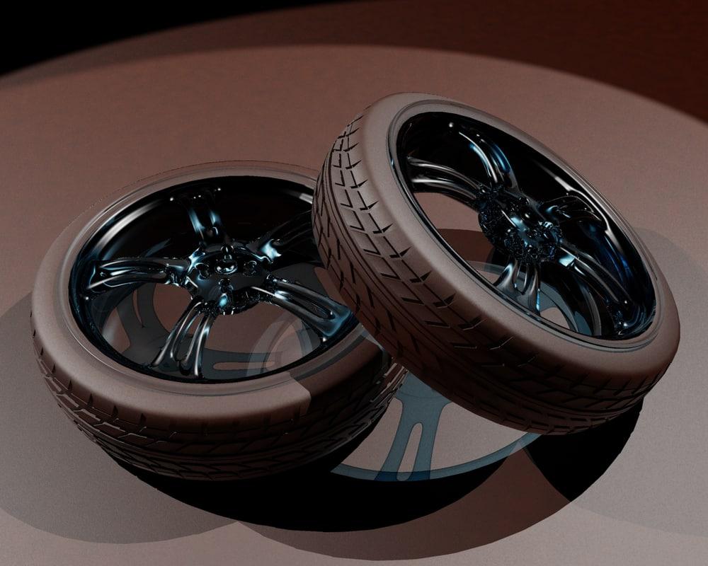 free max mode tire rims