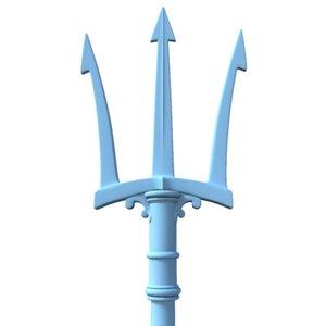 trident neptune 3d model