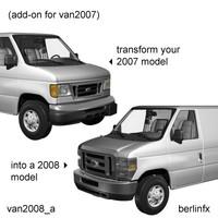 max van 2008
