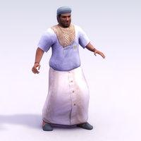 Arab Male C