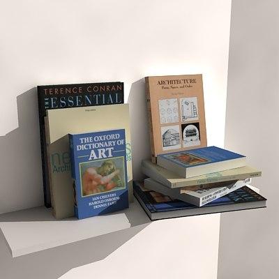 architectural books 3d x