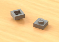 Lego 1x1-Thin