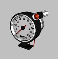rpm meter 3ds