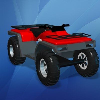 toy atv terrain vehicle max