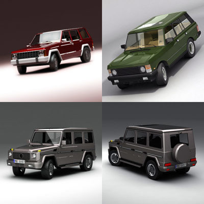 g suv 3d 3ds