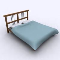 IKEA bed