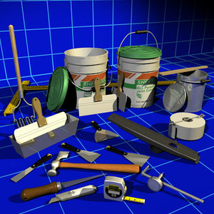 drywall tool mud bucket max