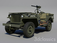 ww2 willys jeep max