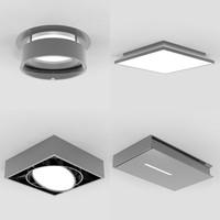 lamp ceiling 3d model