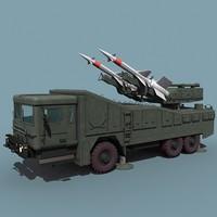 SA-3 Pechora mobile variant