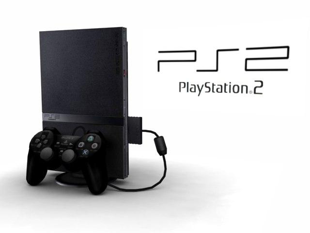 playstation2 slim dualshock2 3d 3ds