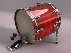 bass drum max