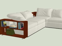 GROUNDPIECE SOFA 2