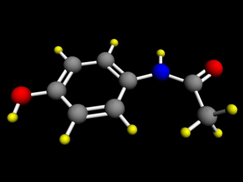 3d paracetamol tylenol panadol