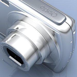 3d pentax optio m40 camera