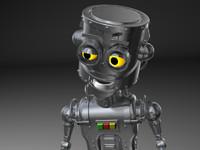 robot 3ds