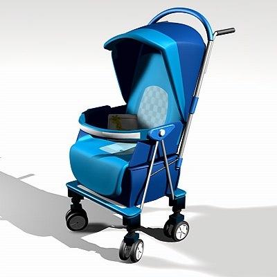 maya baby cart car