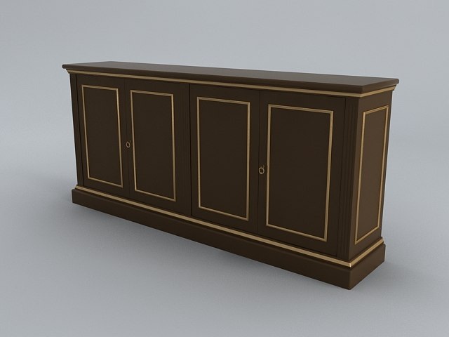 obj old style small commode