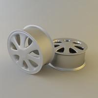 disk for wheel